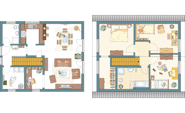 Fingerhaus neo grundriss  Holiday Resort AG: Neo
